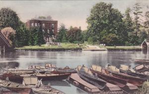 MAIDENHEAD, Berkshire, England, United Kingdom; Row Boats, 00-10s