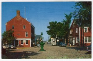 Nantucket, Massachusetts, Lower Maine Street