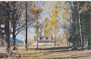 Exterior,  Seymour Arm Hotel,  Seymour Arm,  Shuswap Lake,  B.C.,   Canada,  ...