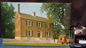STD Vintage Shakertown Trustees Office Pleasant Hill Kentucky Unposted