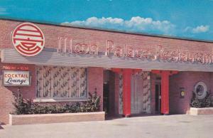 MOON PALACE Restaurant , WASHINGTON D.C. , 1940-60s