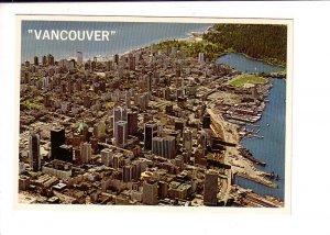 Aerial, Vancouver, British Columbia