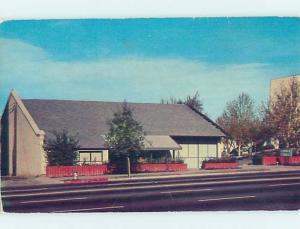 Pre-1980 BUILDING Fresno California CA ho0679