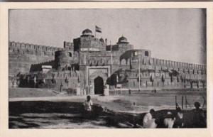 India Agra Fort Delhi Gate