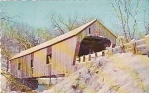 Vermont Union Village Covered Bridge
