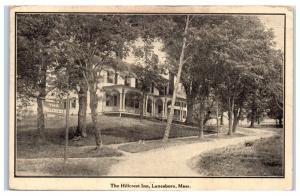 1920s The Hillcrest Inn, Lanesboro, MA Postcard