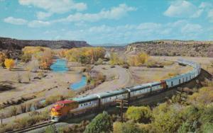 Shoemaker Canyon, El Capitan, Train, AZUSA, California, 40-60´s