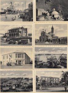 ETHIOPIA , 19 Miniature views , 1930s