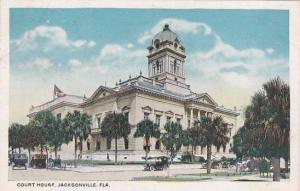 Florida Jacksonville Court House