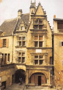BT9939 sarlat maison de la boetie     France