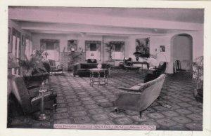 ATLANTIC CITY , New Jersey , 1930s ; Main Reception Room , CAROLINA CREST
