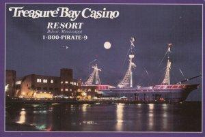 BILOXI , Mississippi , 1996 ; Treasure Bay Casino