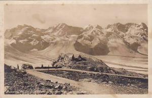 Monte Rosa und Brett om vom Sommergrat aus, Valais, Switzerland, 10-20s