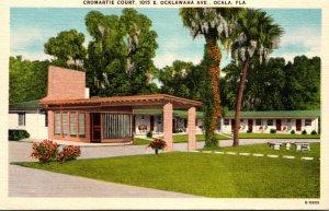 Florida Ocala Cromartie Court East Ocklawaha Avenue