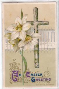 Easter Greeting by John Winsch 1911