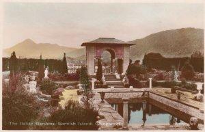 RP: GLENARRIFF , Co. Kerry , Ireland , 1910-30s ; The Italian Gardens , Garni...