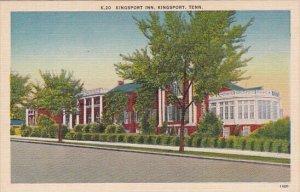 Kingsport Inn Kingsport Tennessee