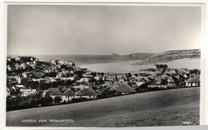 Cornwall; General View, Perranporth 18664 RP PPC By Salmon, c 1950's, Unused