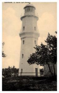 St. Davids Lighthouse  Bermuda