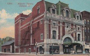 DUBUQUE, Iowa, 1900-1910's; Majestic Theatre