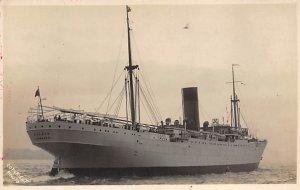 Solaco Elders & Fyffes LTD Ship Writing on back