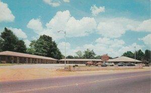 ALLENDALE, South Carolina , 50-60s ; Crescent Motel