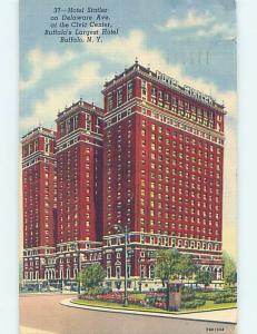 Linen HOTEL SCENE Buffalo New York NY B4033