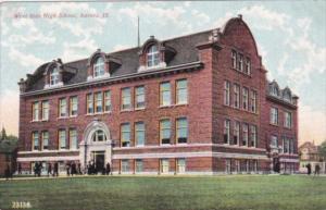 West Side High School Aurora Illinois