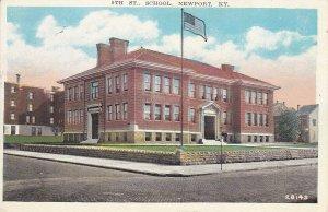 NEWPORT , Kentucky , 1910s ; 9th Street School