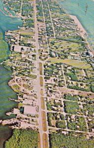 Florida Keys Islamorada Aerial View