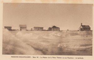 Mission , Esquimaudes , 1910s