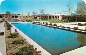 Battle Creek Michigan~Kellog Community College Pool~1950s