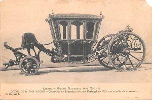 Museu Nacional dos Coches Lisboa Unused
