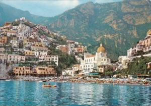 Italy Positano Gneral View