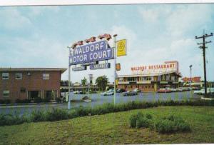 Maryland Waldorf Motor Court & Restaurant