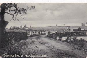 England Launceston Evandale Bridge