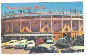 Bull Ring, Nogales, Sonora, Mexico, 40-60s