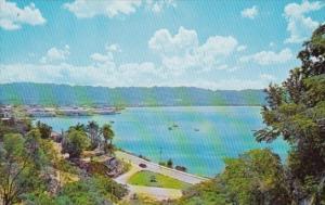 Jamaica Overlooking Montego Bay