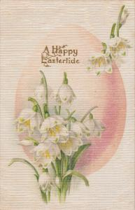 EASTER, 1900-1910's; A Happy Estertide
