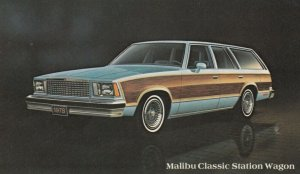 1978 CHEVROLET, Malibu Classic Station Wagon