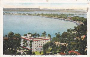 Florida Winter Haven Haven Hotel Curteich