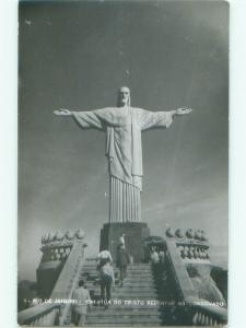 old rppc NICE VIEW Rio De Janeiro Brazil i2923
