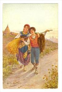 Costumi romani , Italy, 00-10s