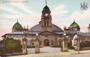 England Buxton Devonshire Hospital