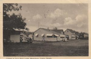 MEYERSBURG , Ontario , Canada , 1950 ; Cottages , Percy Boom Lodge