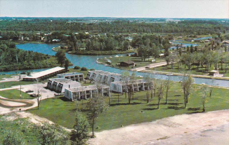 Lagoon City, Lake Simcoe, BRECHIN, Ontario, Canada, 40-60´