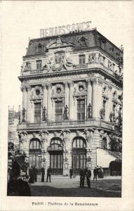 CPA PARIS 10e - Theatre de la Renaissance (254422)