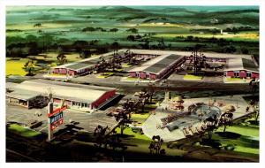 Alabama  Huntsville , Albert Pick Motel