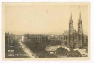 RP  WIEN, Austria, 20-40s Votivkirche