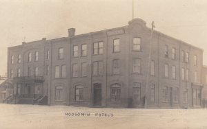RP: MOOSOMIN , Saskatchewan, Canada; 00-10s ; Street , Hotels